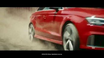 2018 Audi RS 3 TV Spot, 'Rally Race Glory' [T1] - Thumbnail 6