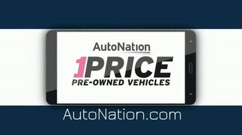 AutoNation 1Price Pre-Owned Vehicles TV Spot, 'Clearly Marked' - Thumbnail 6