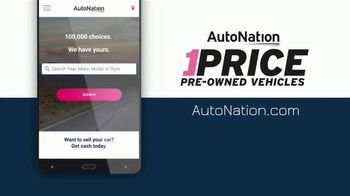 AutoNation 1Price Pre-Owned Vehicles TV Spot, 'Clearly Marked' - Thumbnail 2