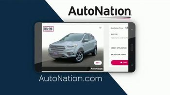AutoNation 1Price Pre-Owned Vehicles TV Spot, 'Clearly Marked' - Thumbnail 4