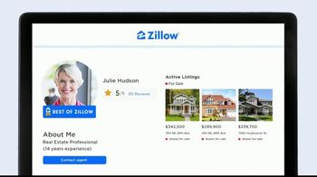 Zillow TV Spot, 'Get the House' Song by Brenton Wood - Thumbnail 6