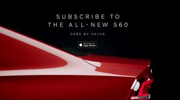 Volvo S60 TV Spot, 'You Used to Buy Movies' [T1] - Thumbnail 5
