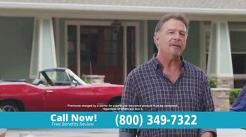 HealthMarkets TV Spot, 'He's Not Okay' Featuring Bill Engvall
