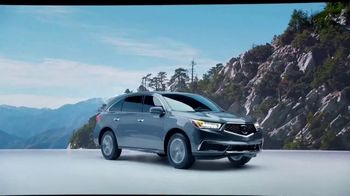 2019 Acura MDX TV Spot, 'Designed for Where You Drive: Mountain' Song by Lizzo [T2] - Thumbnail 6