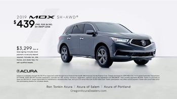 2019 Acura MDX TV Spot, 'Designed for Where You Drive: Mountain' Song by Lizzo [T2] - Thumbnail 8