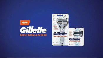 Gillette SkinGuard TV Spot, 'Testimonial: Daily Shaving for Sensitive Skin & Ingrown Hairs' - Thumbnail 6