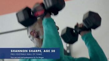 Tru Niagen TV Spot, 'Increase Energy' Featuring Shannon Sharpe - Thumbnail 1