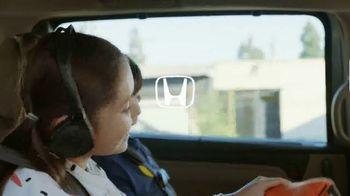 Honda Dream Garage Spring Event TV Spot, 'Keep the Peace' [T2] - Thumbnail 1