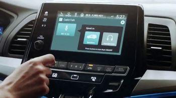 Honda Dream Garage Spring Event TV Spot, 'Keep the Peace' [T2] - Thumbnail 2