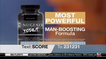 Nugenix Total-T TV Spot, 'Even More Energy' Featuring Frank Thomas - Thumbnail 3