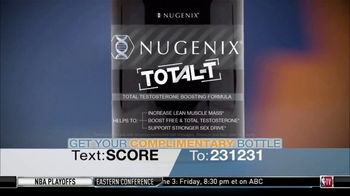 Nugenix Total-T TV Spot, 'Even More Energy' Featuring Frank Thomas - Thumbnail 4