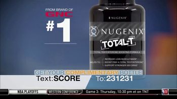 Nugenix Total-T TV Spot, 'Even More Energy' Featuring Frank Thomas - Thumbnail 6