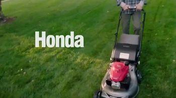 Honda Mower Sale-abration TV Spot, '$30 Instant Savings' - Thumbnail 2