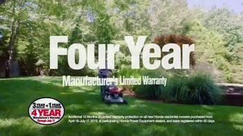 Honda Mower Sale-abration TV Spot, '$30 Instant Savings' - Thumbnail 6
