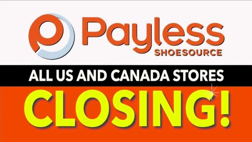 b729694d8c4 Payless Shoe Source Liquidation Savings TV Commercial, 'All Stores Closing'  - Video