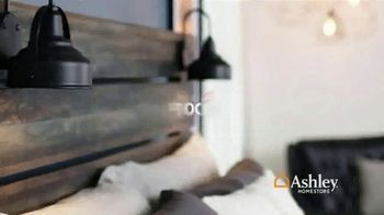 Ashley HomeStore One Day Mattress Sale TV Spot, 'Sealy Response & Ashley Sleep Chime' Song by Midnight Riot - Thumbnail 3