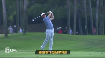 NBC Sports Gold TV Spot, 'PGA Tour Live: Speed Rounds' - Thumbnail 2