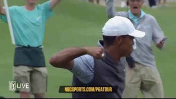 NBC Sports Gold TV Spot, 'PGA Tour Live: Speed Rounds' - Thumbnail 6