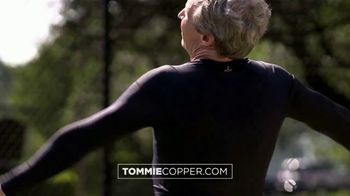 Tommie Copper Compression Apparel TV Spot, 'Hundreds of Thousands of Steps' - Thumbnail 1