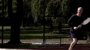 Tommie Copper Compression Apparel TV Spot, 'Hundreds of Thousands of Steps' - Thumbnail 2