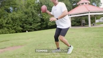 Tommie Copper Compression Apparel TV Spot, 'Hundreds of Thousands of Steps' - Thumbnail 4