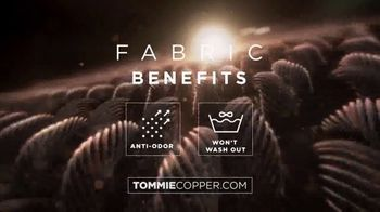 Tommie Copper Compression Apparel TV Spot, 'Hundreds of Thousands of Steps' - Thumbnail 8