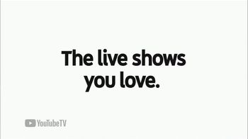 YouTube TV TV Spot, 'Cable-Free Live TV: Watch Like a Fan' - Thumbnail 4
