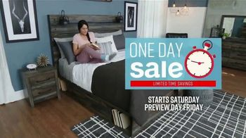 Ashley HomeStore One Day Sale TV Spot, 'Preview Day Friday' Song by Midnight Riot - Thumbnail 3