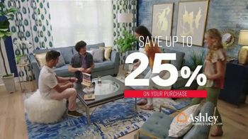 Ashley HomeStore One Day Sale TV Spot, 'Preview Day Friday' Song by Midnight Riot - Thumbnail 4
