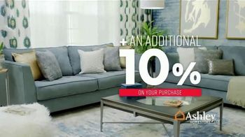 Ashley HomeStore One Day Sale TV Spot, 'Preview Day Friday' Song by Midnight Riot - Thumbnail 5
