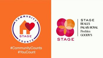 Stage Stores TV Spot, 'Community Counts' - Thumbnail 9