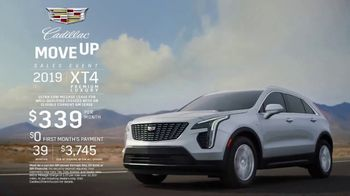 Cadillac Move Up Sales Event TV Spot, 'Something a Little More Cadillac' Song by Childish Gambino [T2] - Thumbnail 5