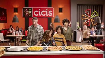 CiCi's Pizza Unlimited Pizza Buffet TV Spot, 'Pizza, Pizza, Pizza' - Thumbnail 5