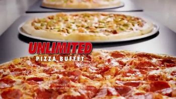 CiCi's Pizza Unlimited Pizza Buffet TV Spot, 'Pizza, Pizza, Pizza' - Thumbnail 7