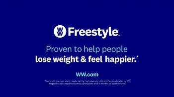WW Freestyle TV Spot, 'Lose Weight and Feel Happier' Featuring Oprah Winfrey - Thumbnail 8