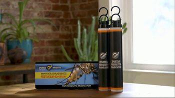 Spartan Mosquito Erradicator TV Spot, 'Warm Weather' - Thumbnail 9