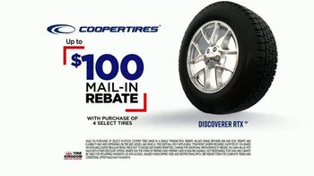 Tire Kingdom Big Brands Bonus Month TV Spot, 'Cooper Tires Mail-In Rebate' - Thumbnail 8