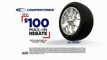 Tire Kingdom Big Brands Bonus Month TV Spot, 'Cooper Tires Mail-In Rebate' - Thumbnail 9