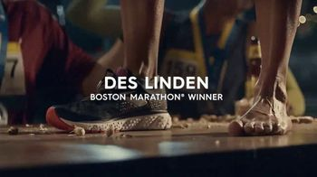Marathon Brewing Company 26.2 Brew TV Spot, 'Das Shoe' Featuring Des Linden