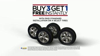 National Tire & Battery TV Spot, 'Cooper Tires: Main-In Rebate & Oil Change' - Thumbnail 5