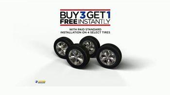 National Tire & Battery TV Spot, 'Cooper Tires: Main-In Rebate & Oil Change' - Thumbnail 6