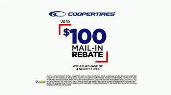 National Tire & Battery TV Spot, 'Cooper Tires: Main-In Rebate & Oil Change' - Thumbnail 7