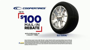 National Tire & Battery TV Spot, 'Cooper Tires: Main-In Rebate & Oil Change' - Thumbnail 9