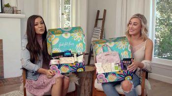 FabFitFun.com TV Spot, 'Fun Surprises' Featuring Maddie & Tae - Thumbnail 3