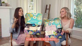 FabFitFun.com TV Spot, 'Fun Surprises' Featuring Maddie & Tae - Thumbnail 8