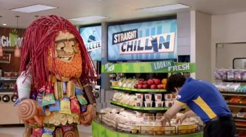 AmPm Ham & Swiss Sandwich TV Spot, 'The Fresh Section' - Thumbnail 1