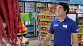 AmPm Ham & Swiss Sandwich TV Spot, 'The Fresh Section'
