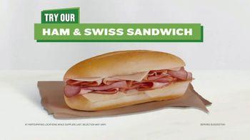 AmPm Ham & Swiss Sandwich TV Spot, 'The Fresh Section' - Thumbnail 9