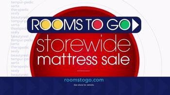 Rooms to Go Storewide Mattress Sale TV Spot, 'Ends Monday: Adjustable Base & Mattress' - Thumbnail 9