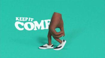 Vans ComfyCush TV Spot, 'Classic Meets Comfy' - Thumbnail 4